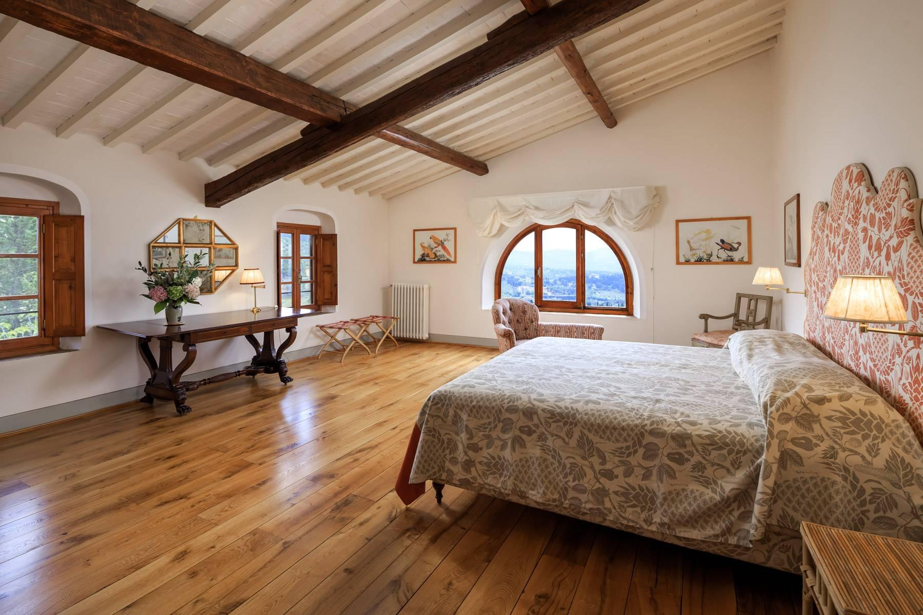 Beautiful villa with heated pool between Florence and Fiesole - 20