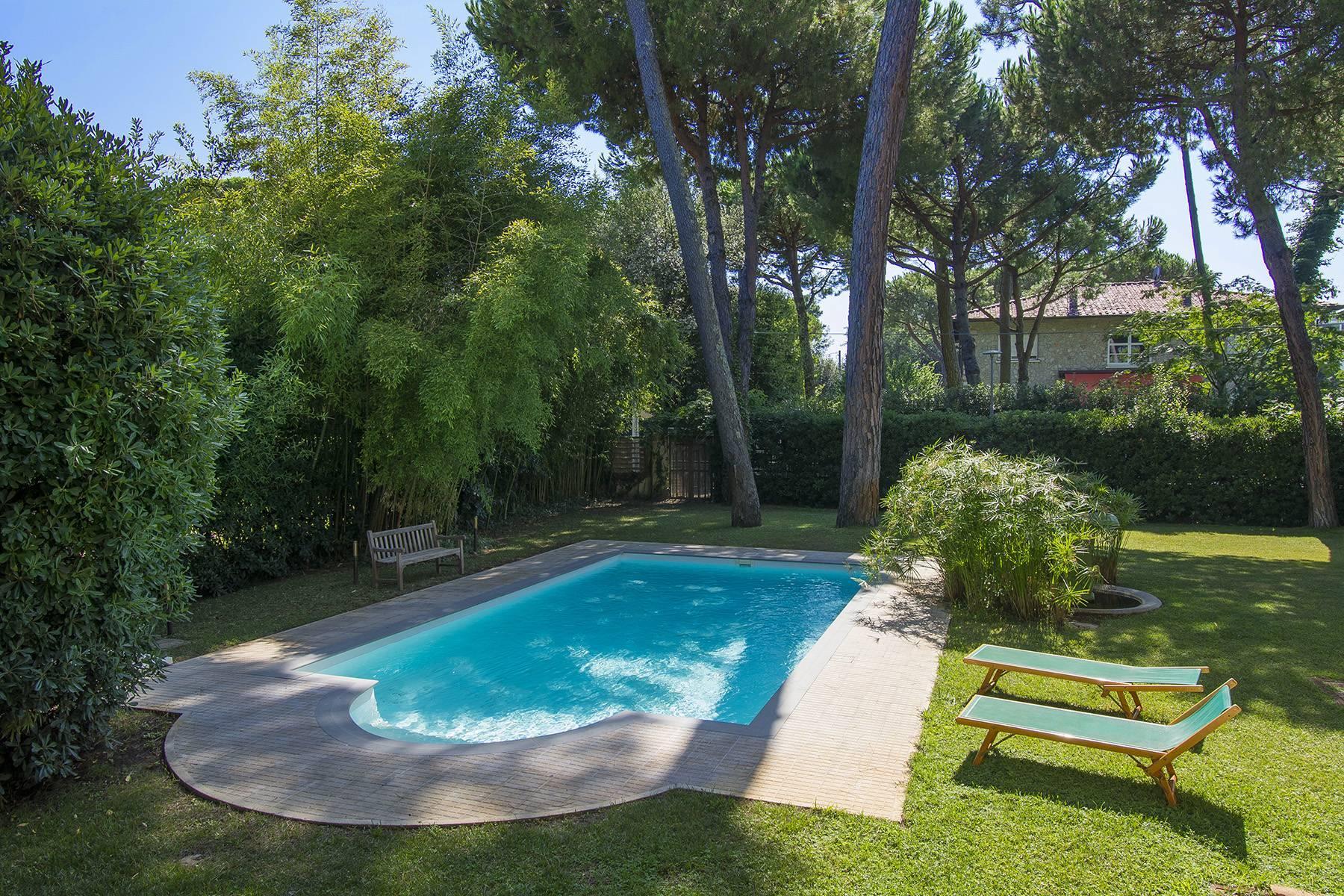 Prestigiosa Villa in vendita a Roma Imperiale - 4