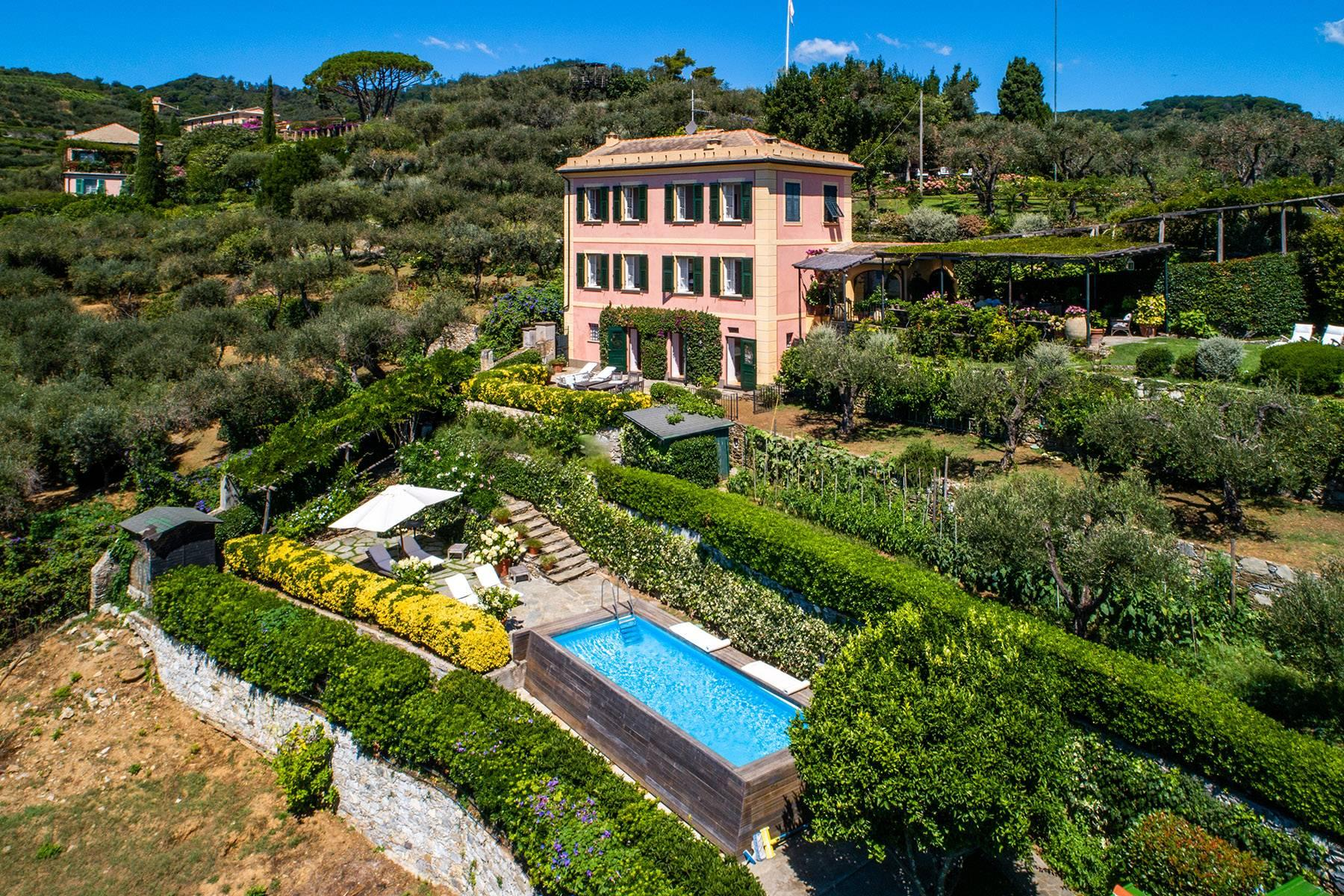 Exclusive property on the sea of Portofino - 3