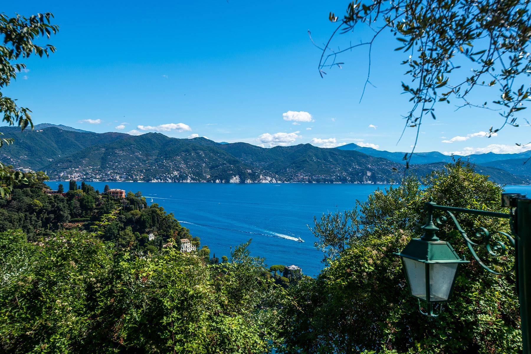 Exclusive property on the sea of Portofino - 8