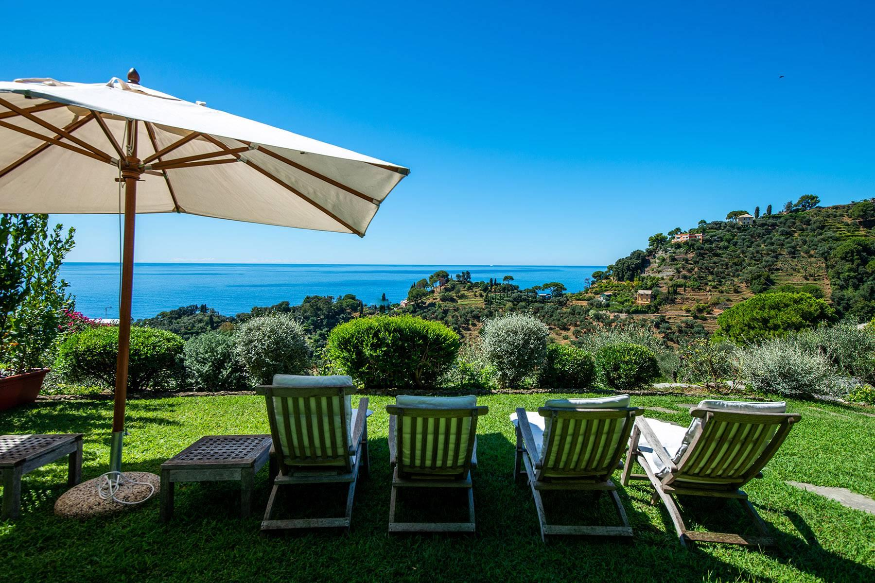 Exclusive property on the sea of Portofino - 10