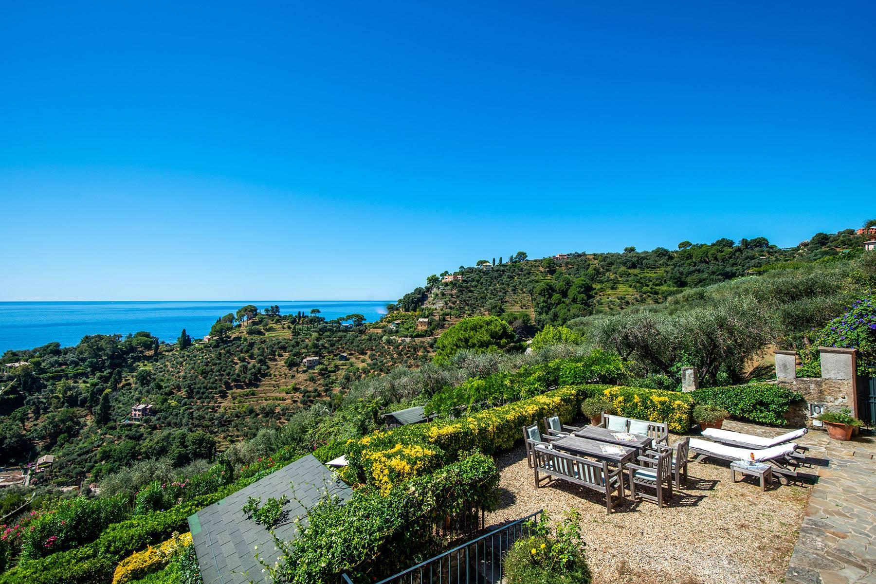 Exclusive property on the sea of Portofino - 14