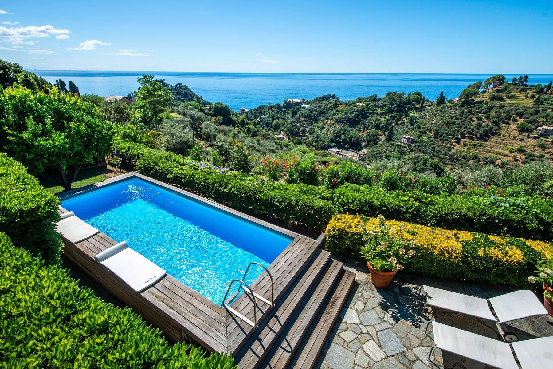 Exclusive property on the sea of Portofino - 13