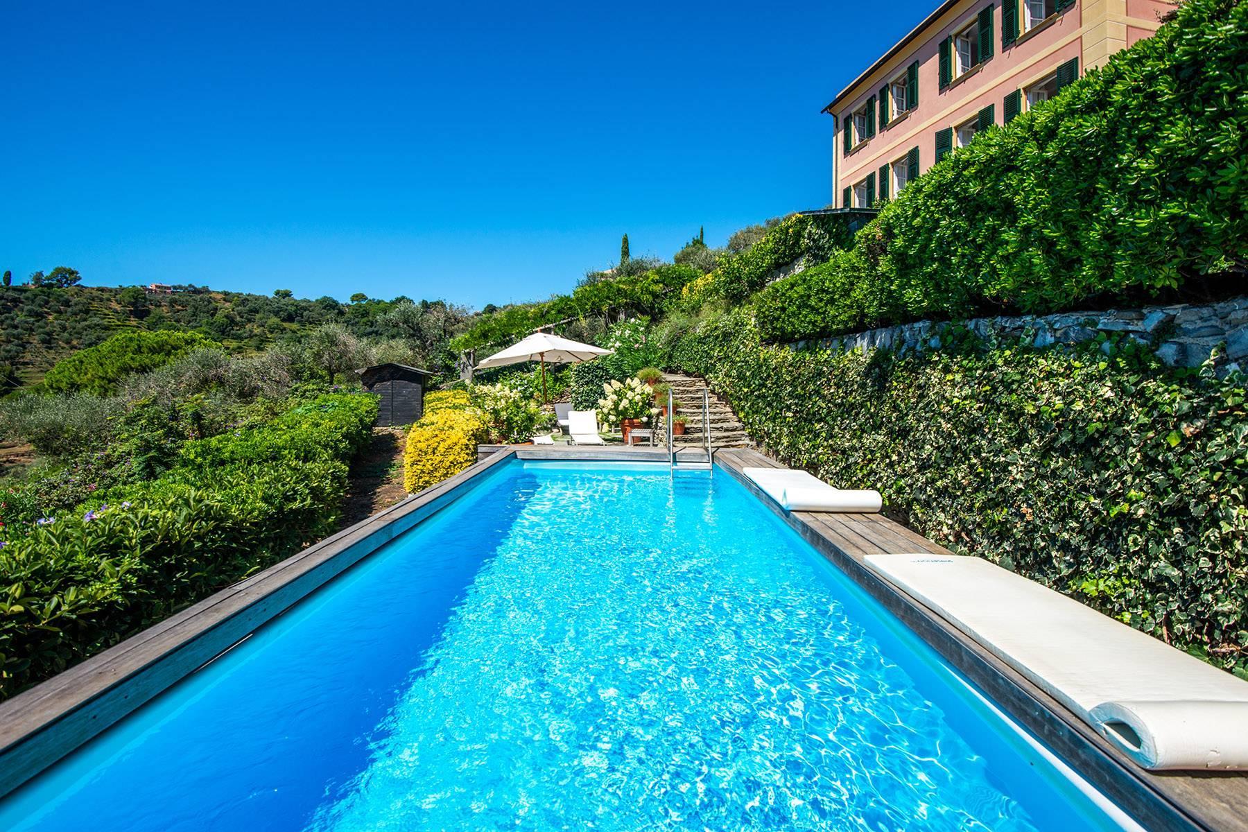 Exclusive property on the sea of Portofino - 16