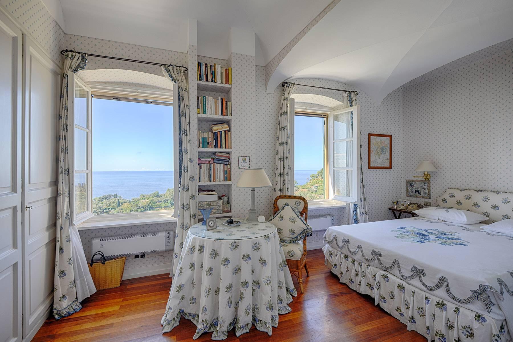 Exclusive property on the sea of Portofino - 17