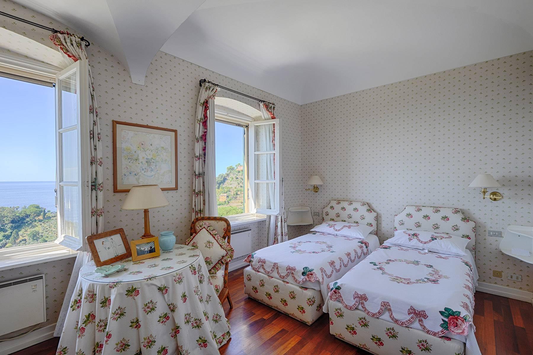 Exclusive property on the sea of Portofino - 19