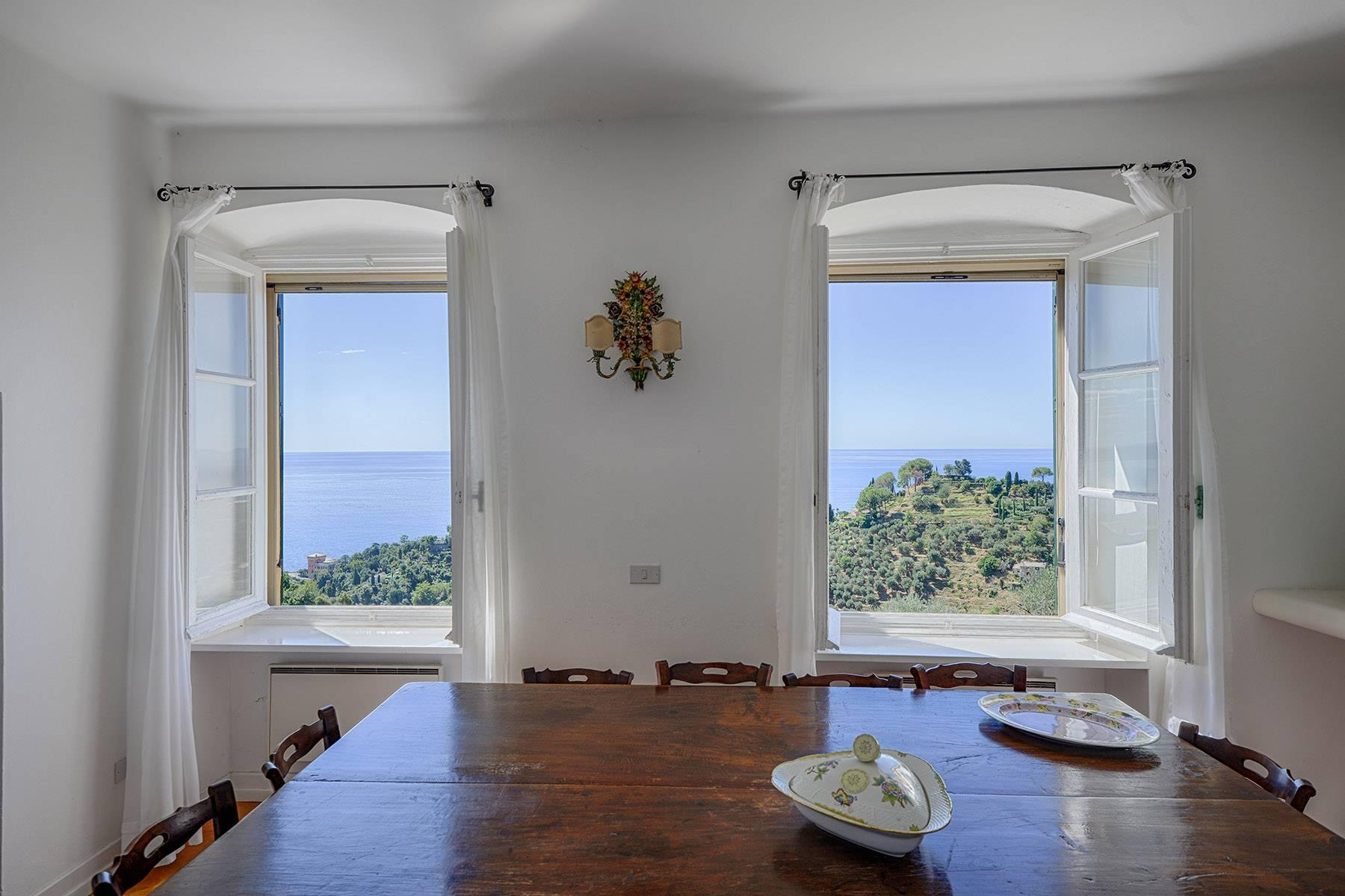 Exclusive property on the sea of Portofino - 20