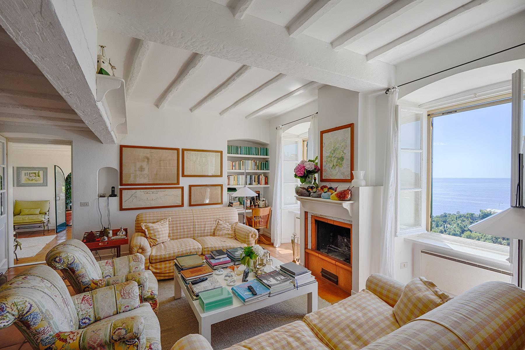 Exclusive property on the sea of Portofino - 21