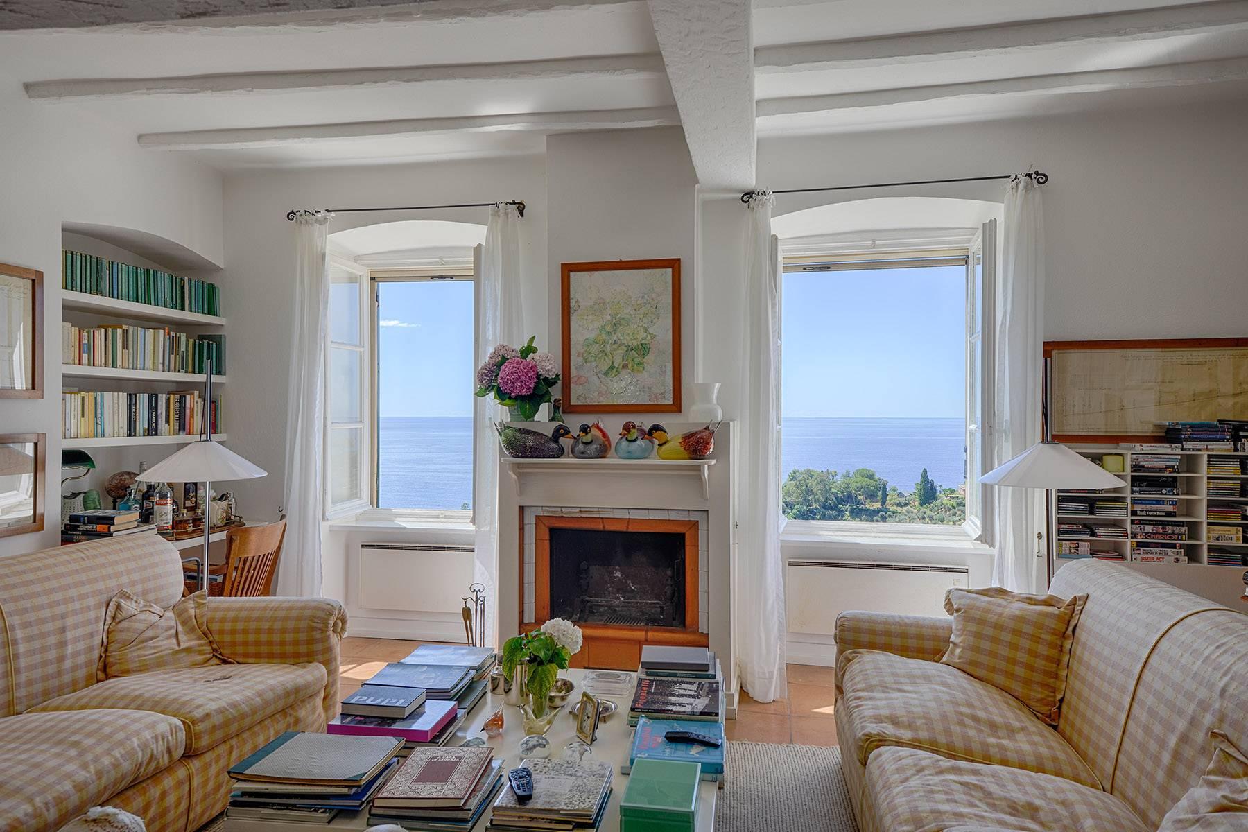 Exclusive property on the sea of Portofino - 22