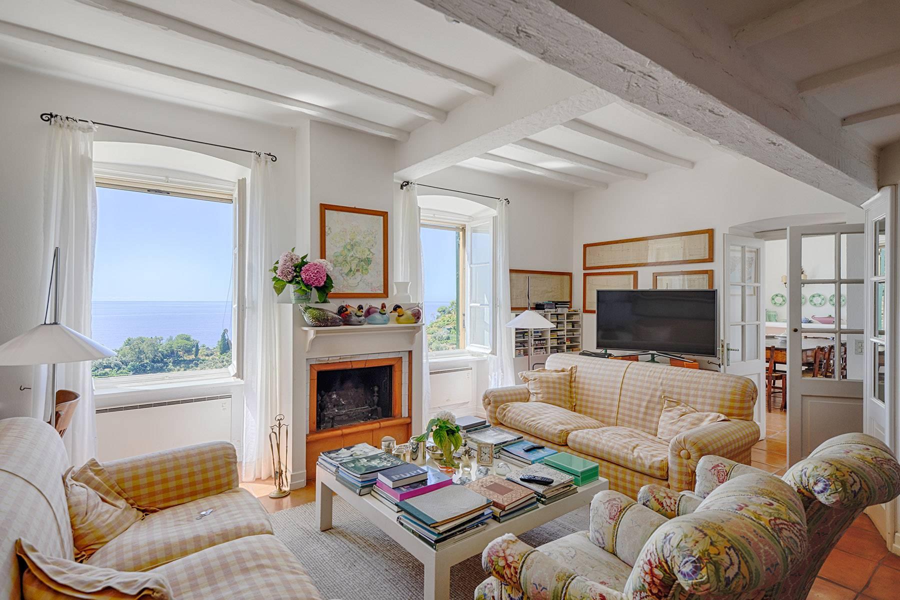 Exclusive property on the sea of Portofino - 11