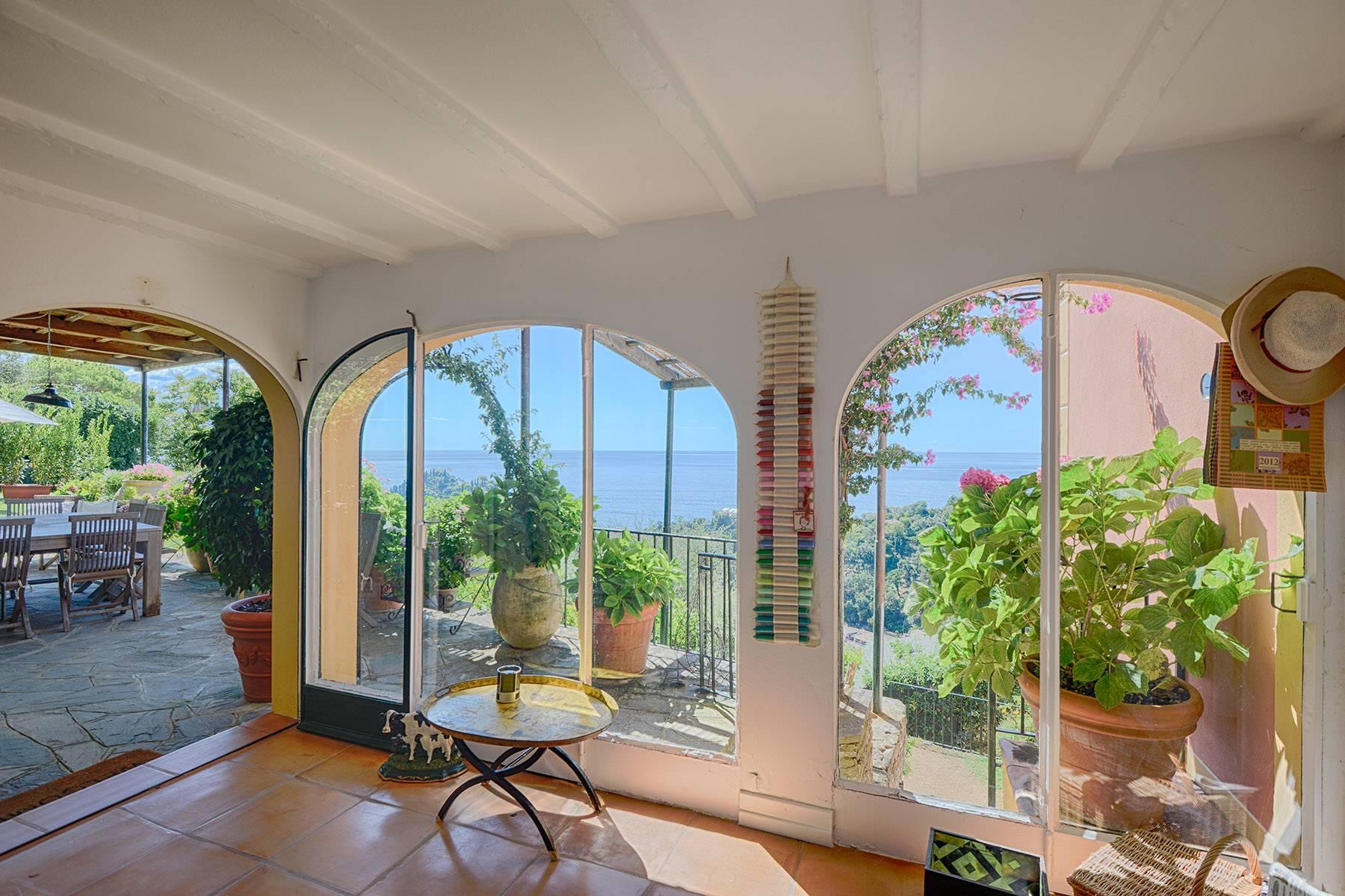 Exclusive property on the sea of Portofino - 12