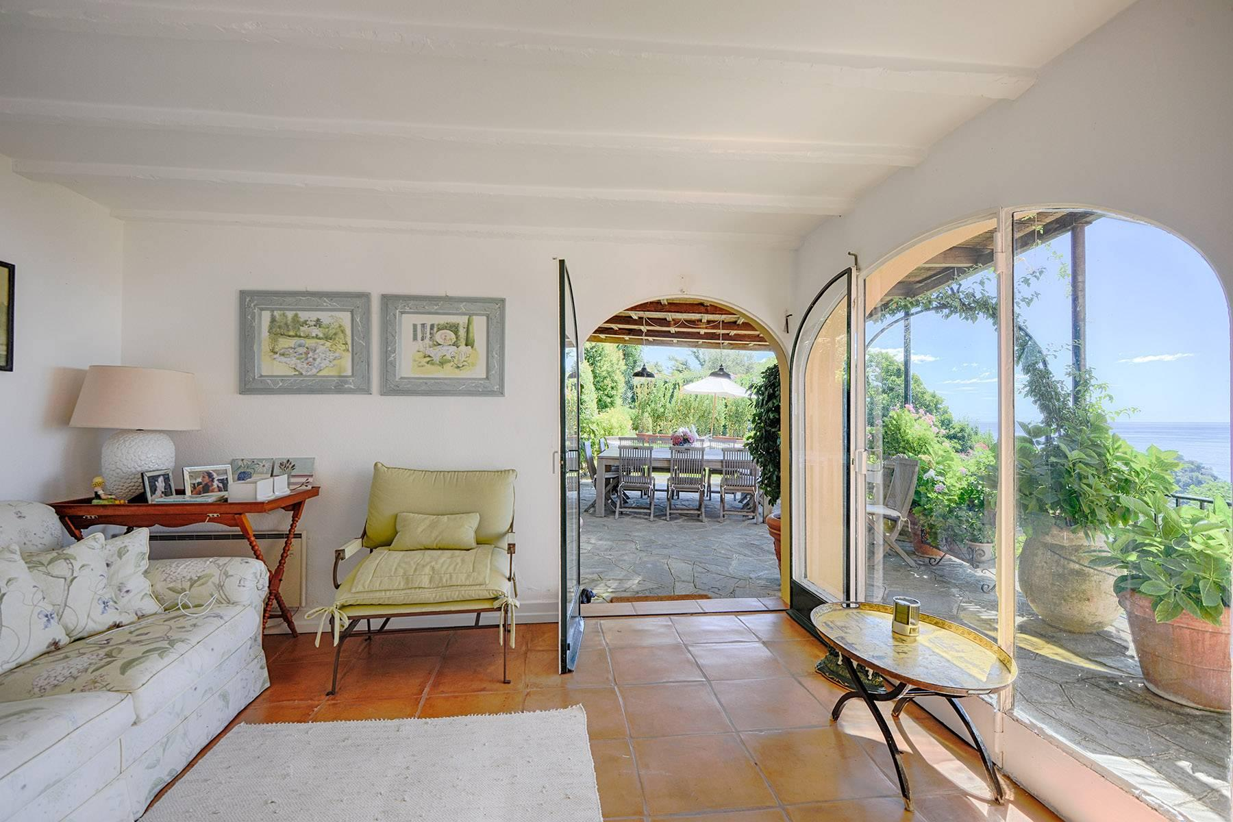 Exclusive property on the sea of Portofino - 24