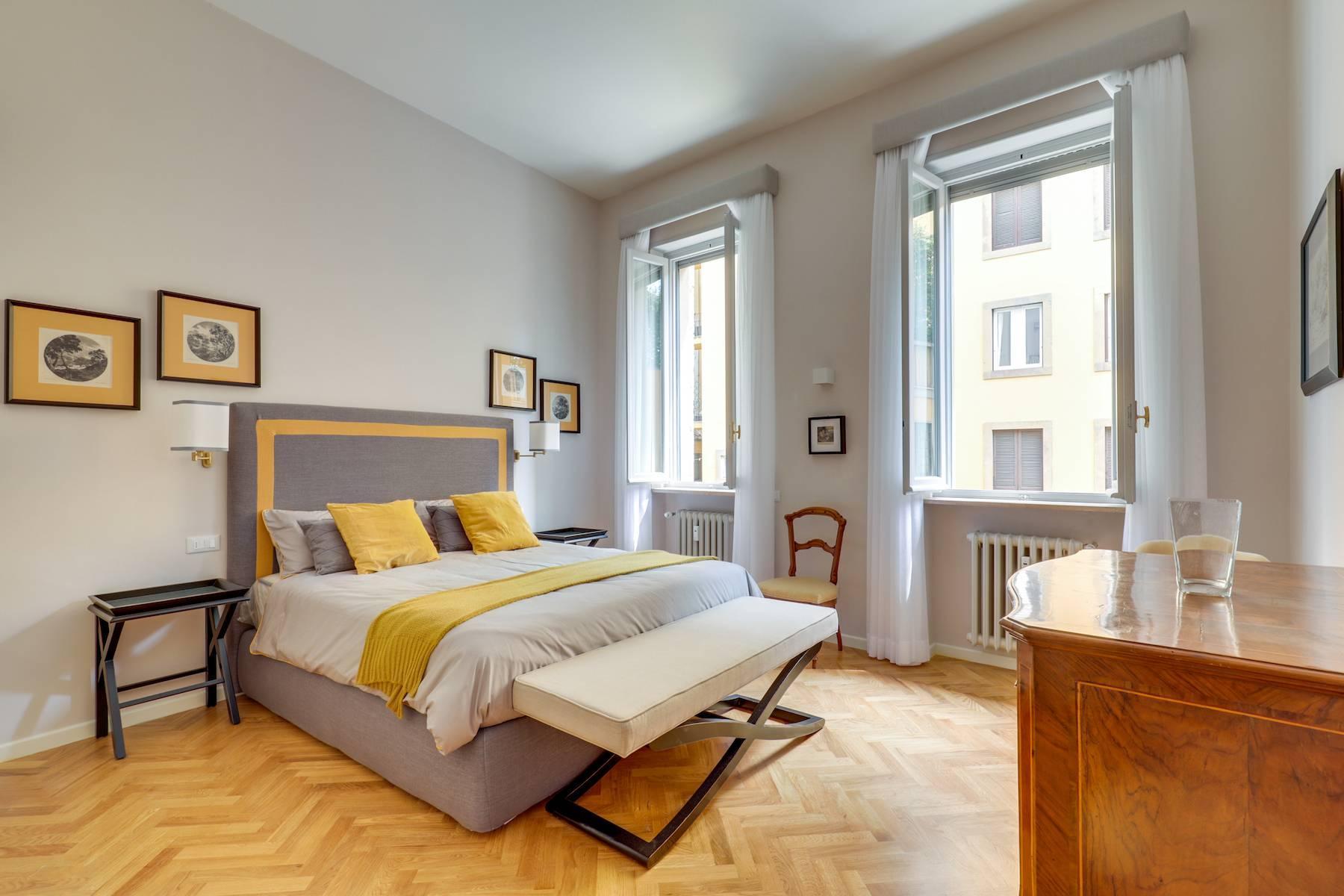 Elegante renovierte Wohnung mit Blick auf das Ponte Vecchio - 9