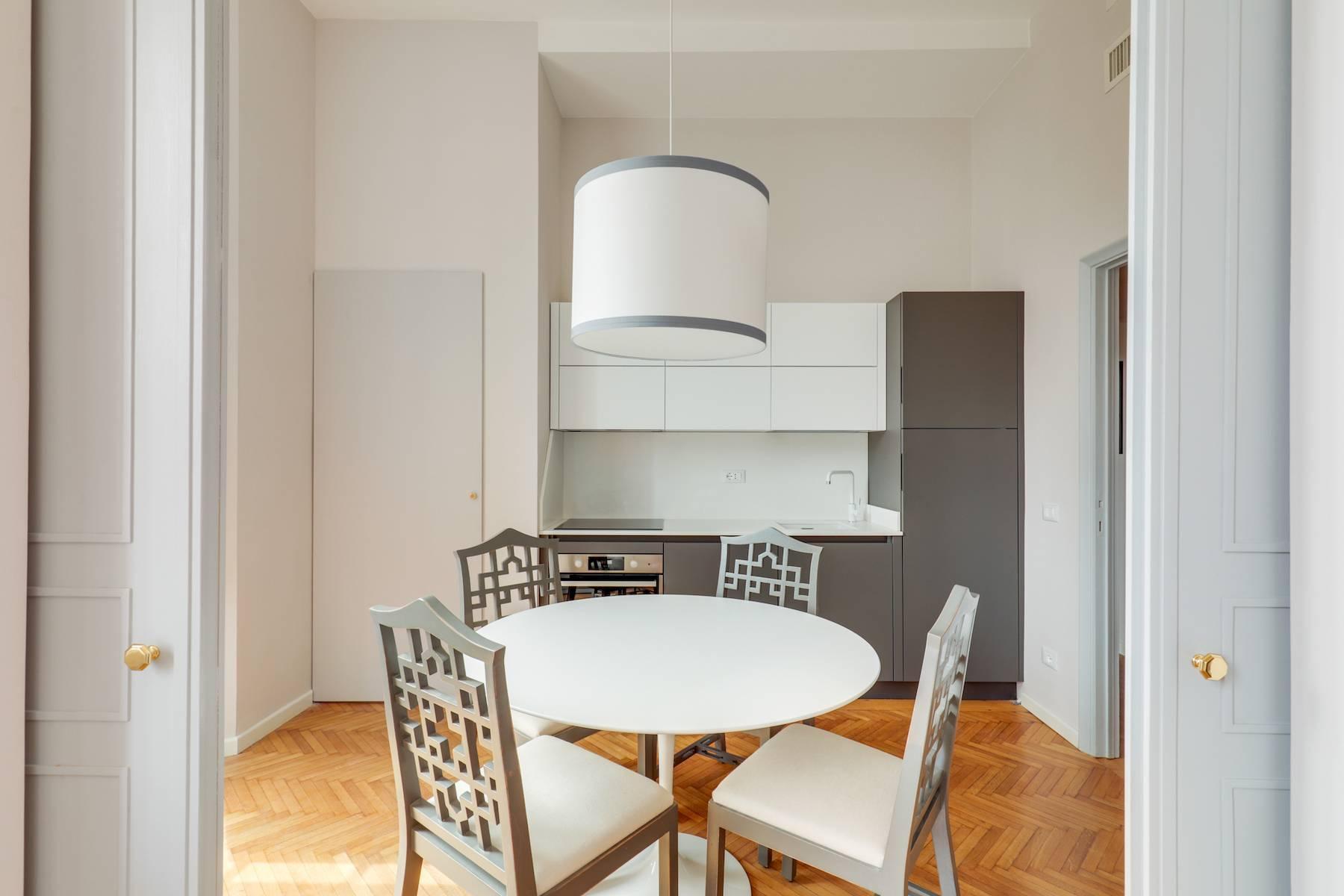 Elegante renovierte Wohnung mit Blick auf das Ponte Vecchio - 13