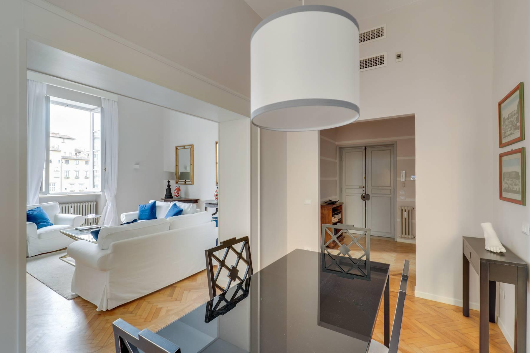 Beautifully renovated apartment overlooking Ponte Vecchio - 5