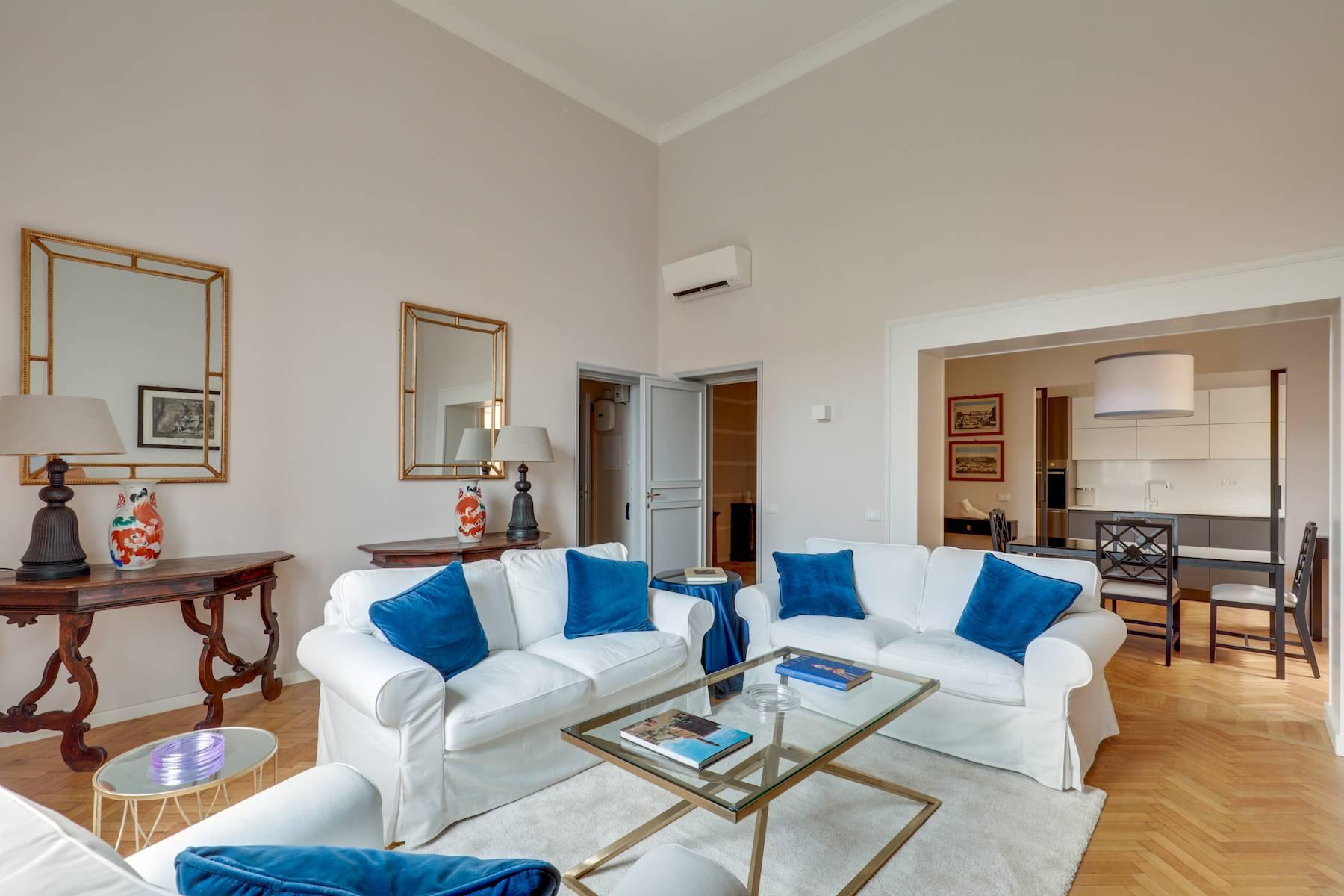 Elegante appartamento ristrutturato con affacci su Ponte Vecchio - 2