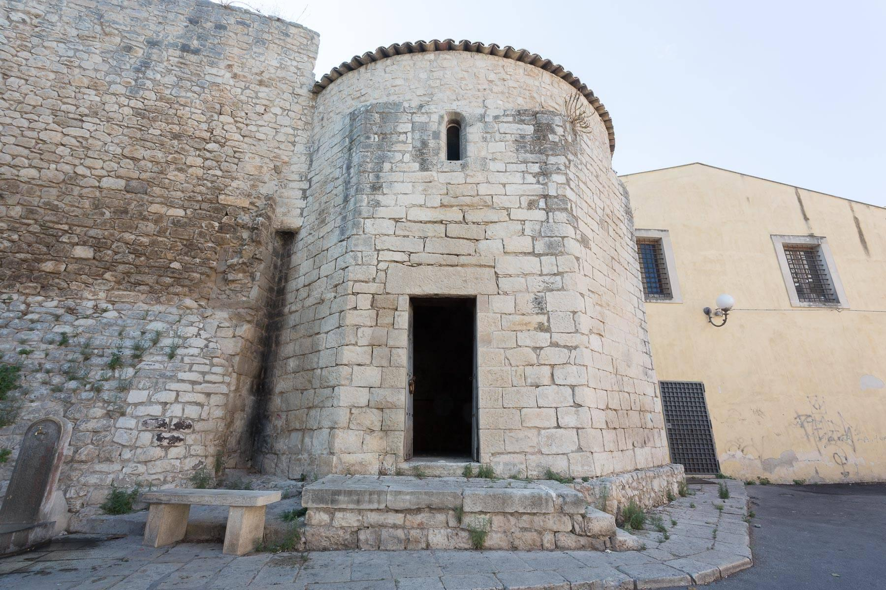 The Aragonese castle in Comiso - 13