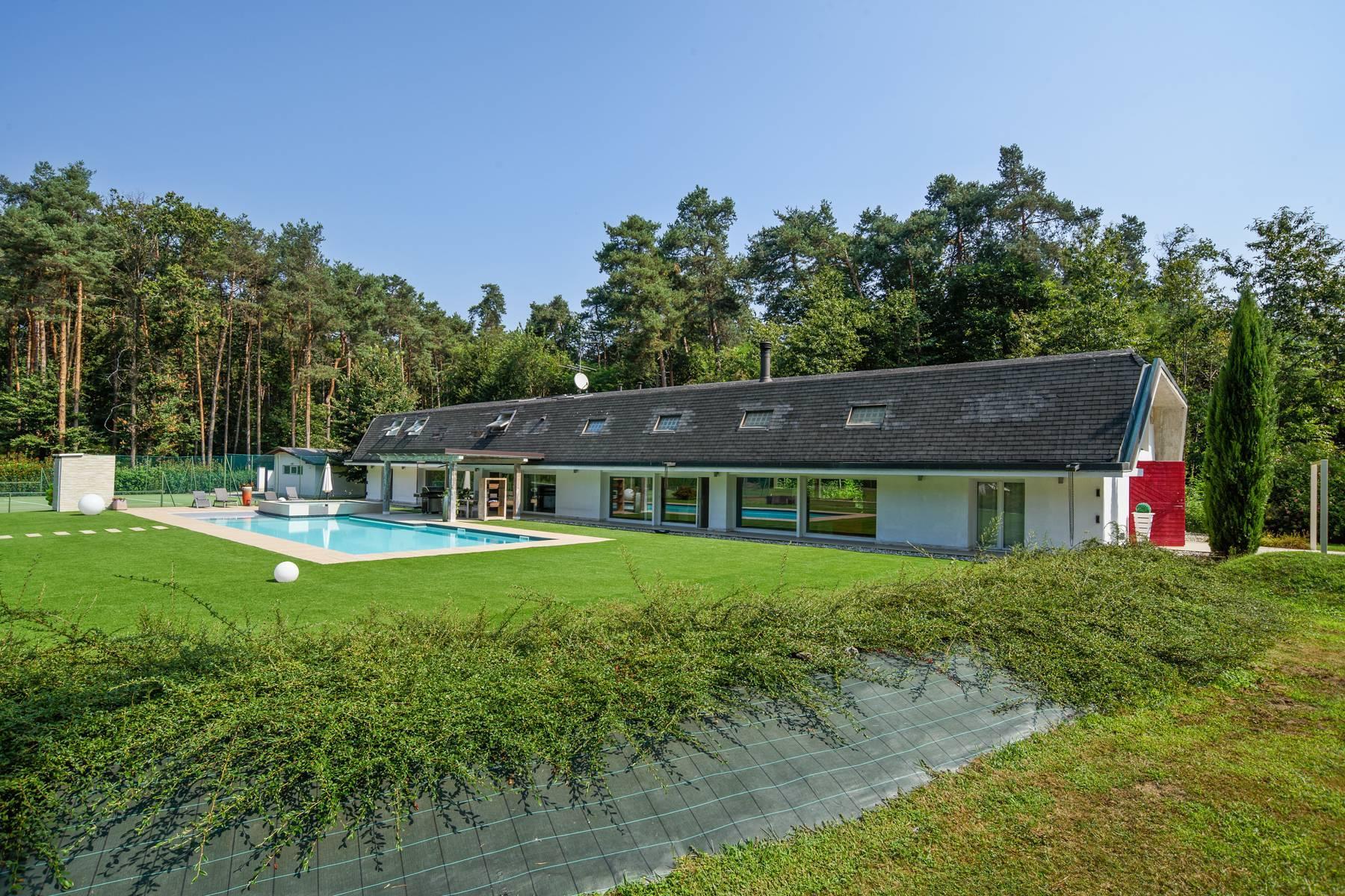 Charmante villa moderne nichée dans la nature - 27