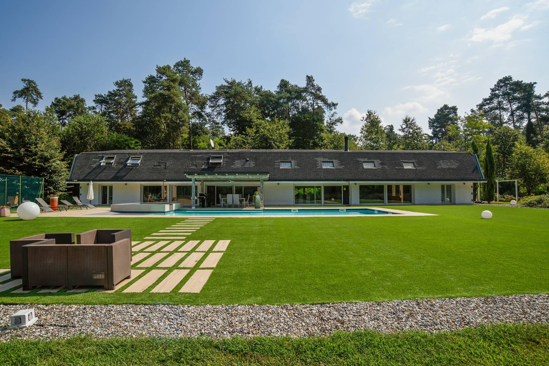 Charming and modern villa surrounded by nature - 28