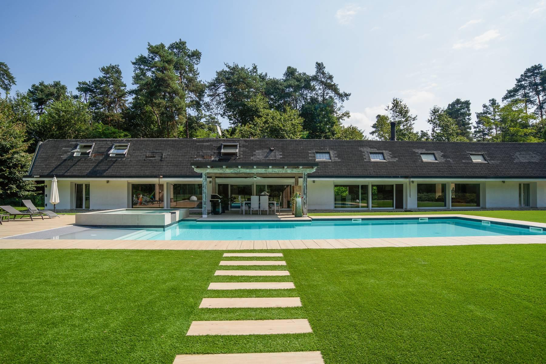 Charmante villa moderne nichée dans la nature - 29