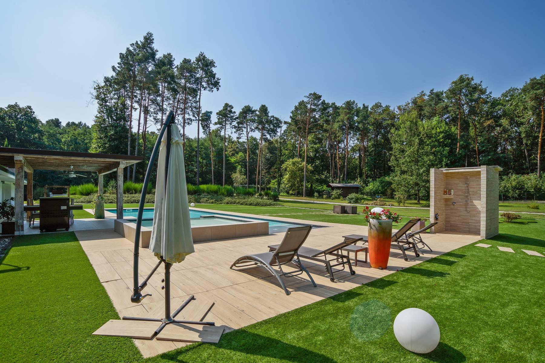 Charmante villa moderne nichée dans la nature - 33
