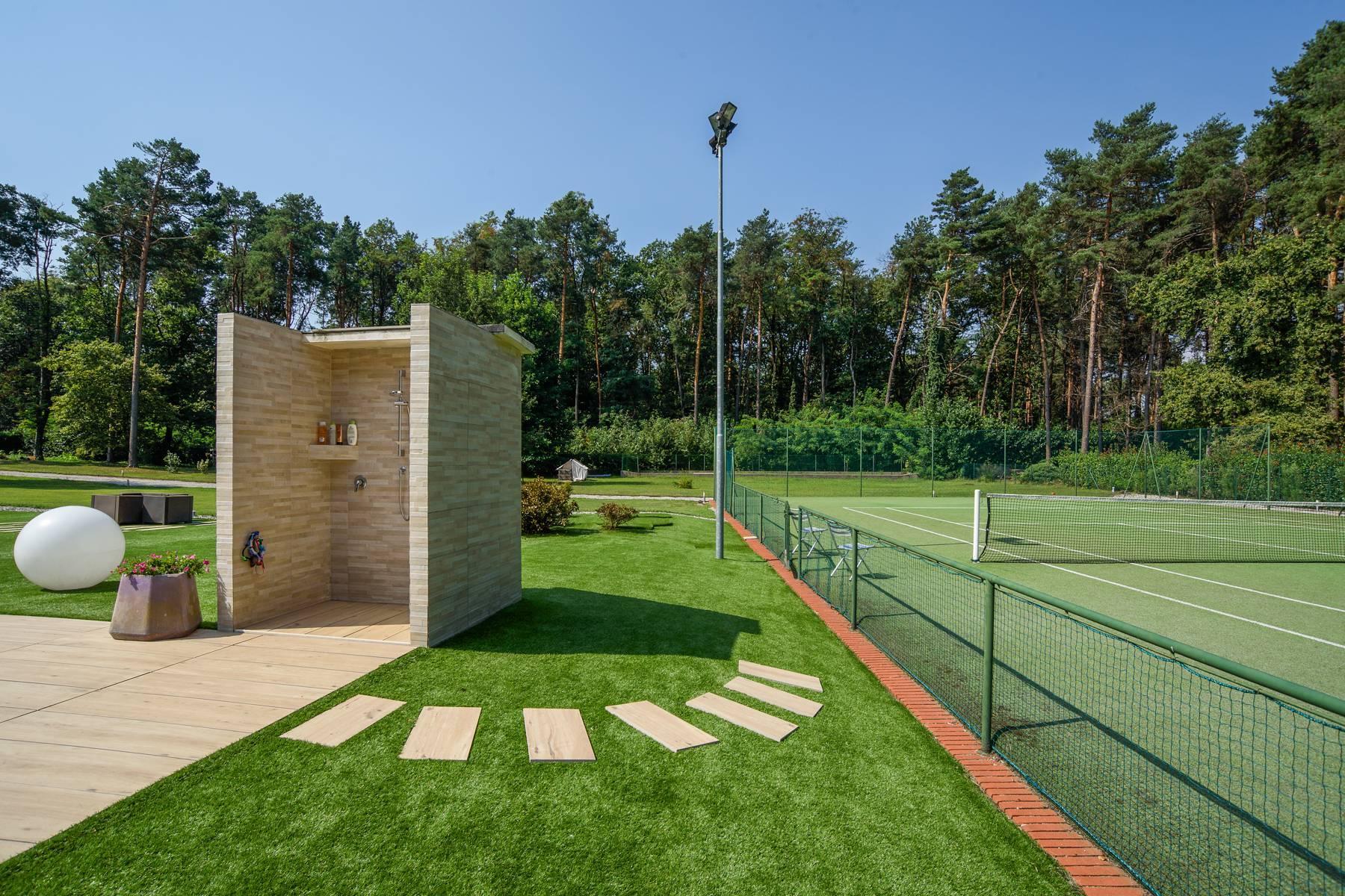 Charmante villa moderne nichée dans la nature - 34
