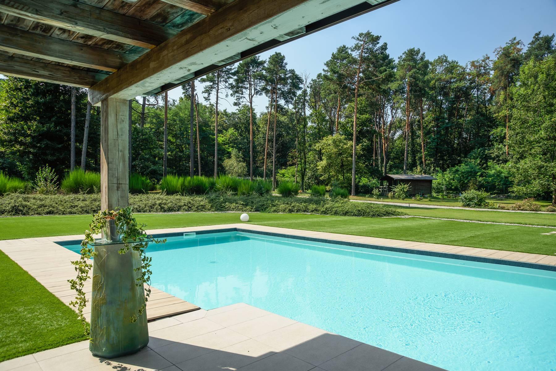 Charmante villa moderne nichée dans la nature - 35