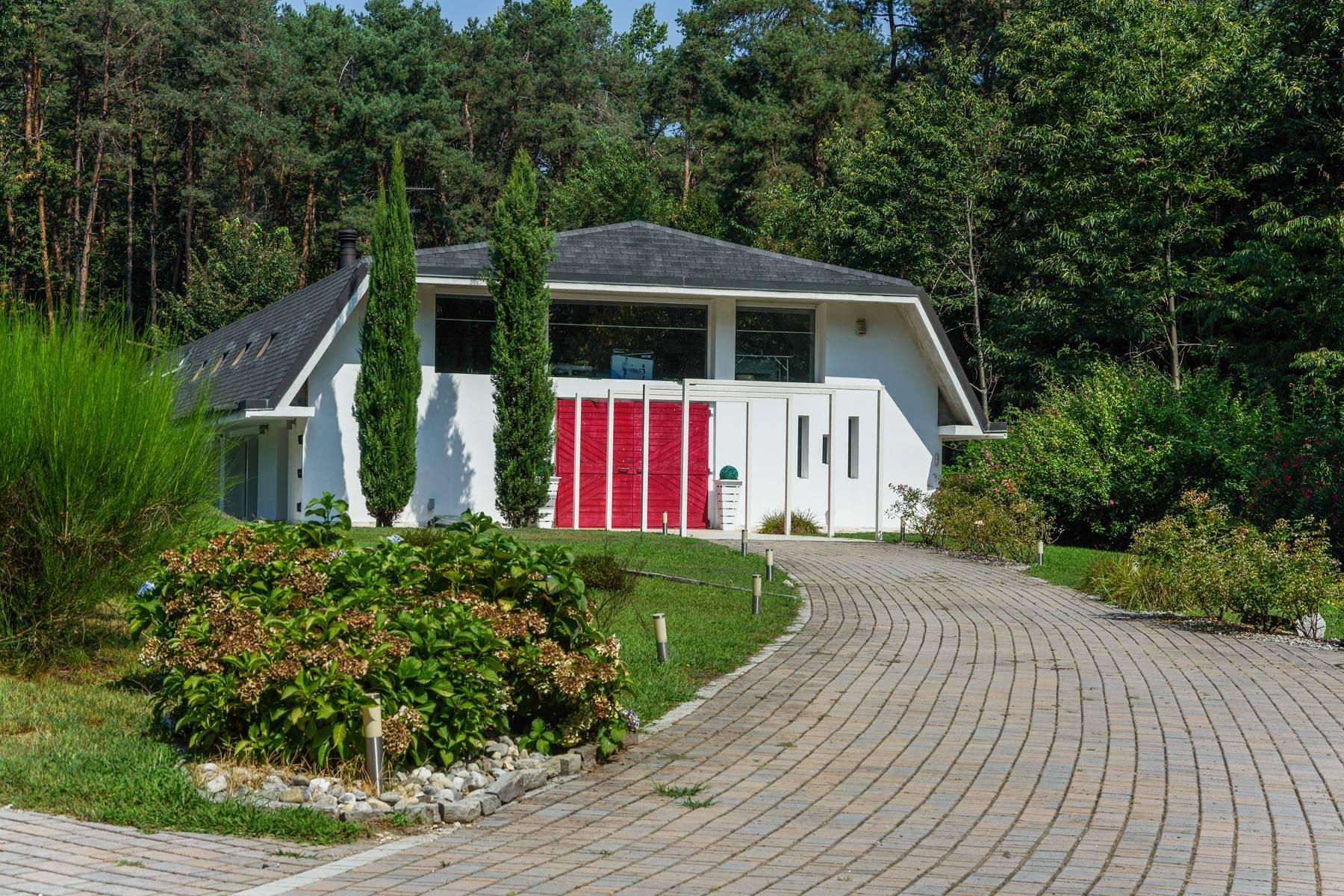 Charmante villa moderne nichée dans la nature - 38