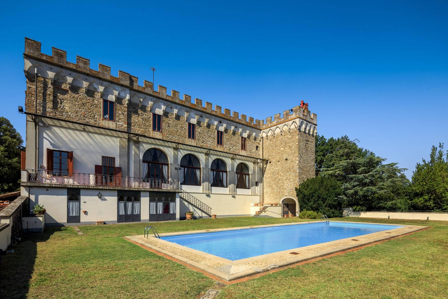 Luxurious Castle for Sale on the Florentine Hills - 26