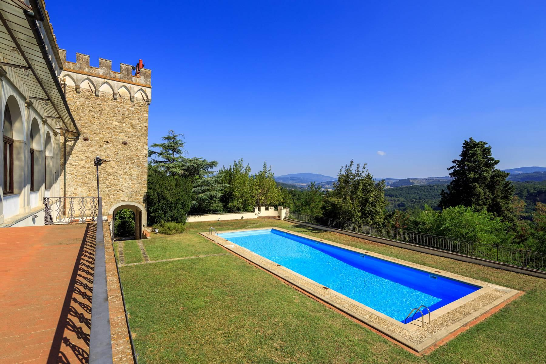 Luxurious Castle for Sale on the Florentine Hills - 27