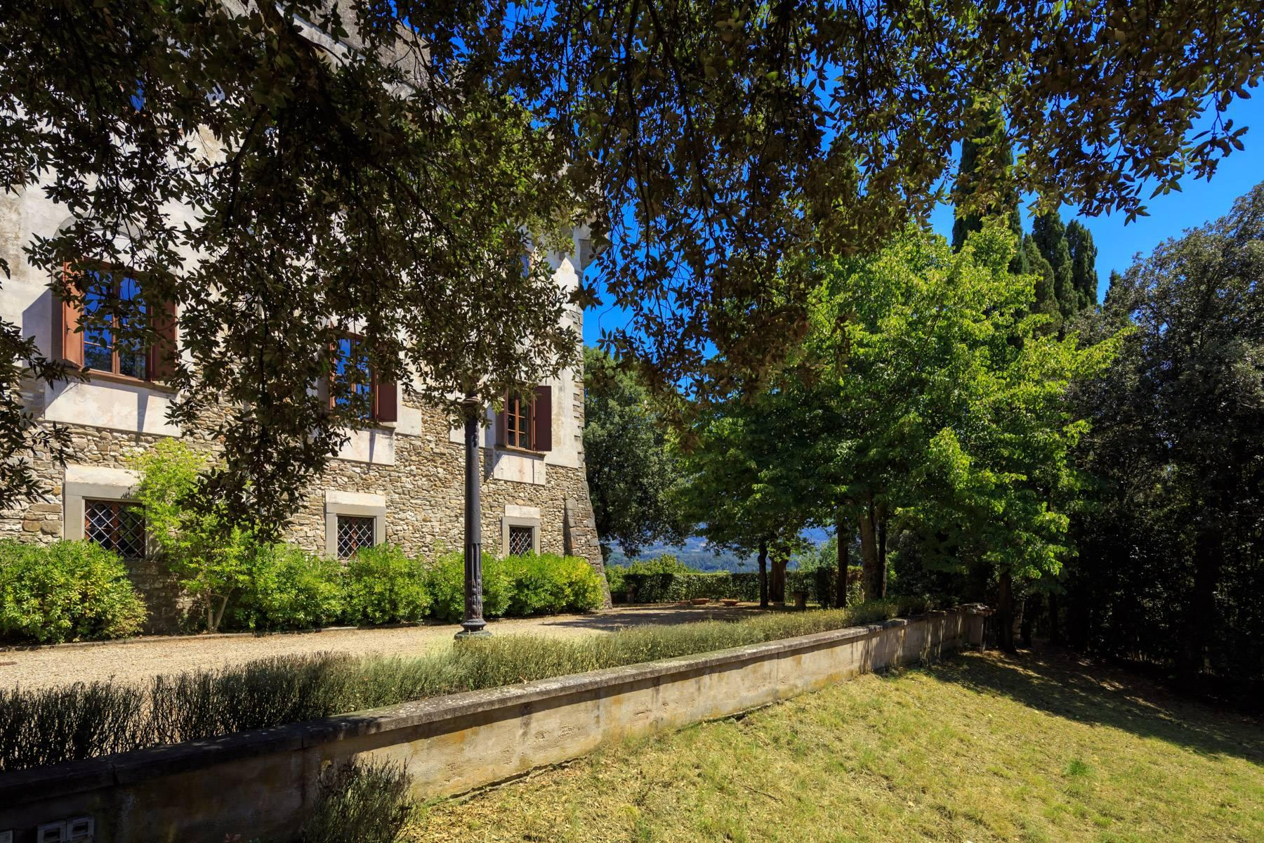 Luxurious Castle for Sale on the Florentine Hills - 17