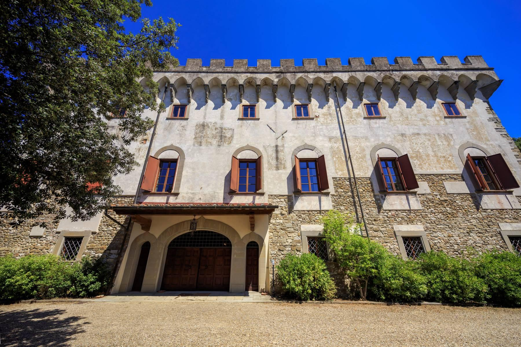 Luxurious Castle for Sale on the Florentine Hills - 19