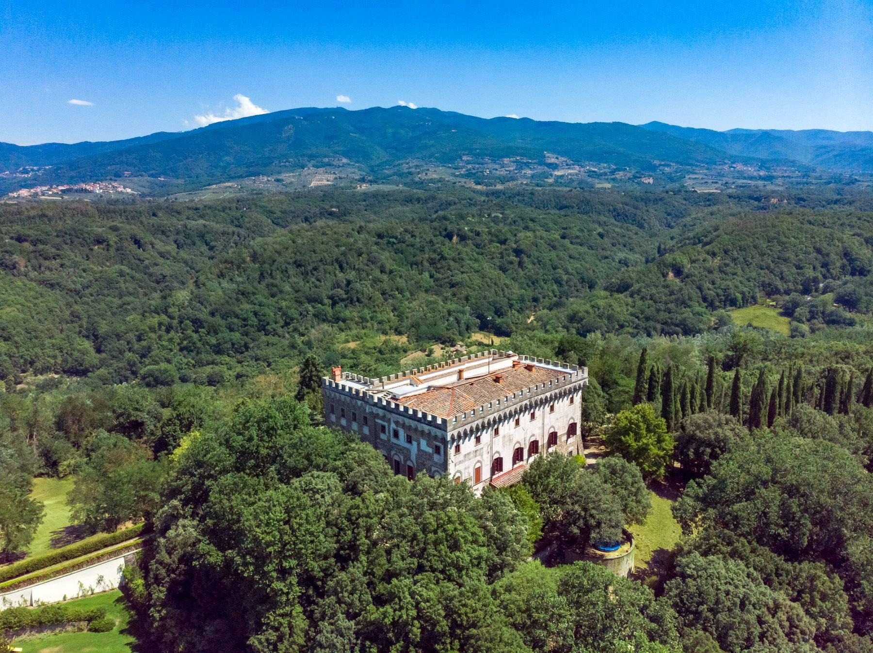 Luxurious Castle for Sale on the Florentine Hills - 23