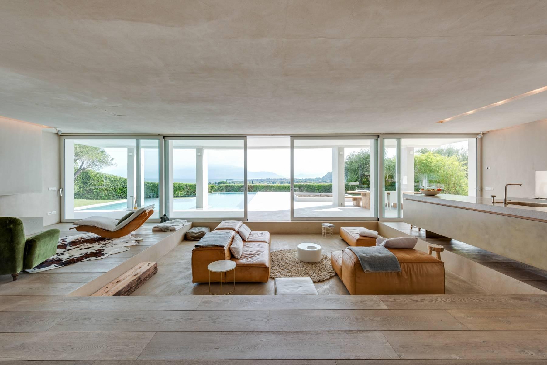 Architektonisches Meisterwerk mit herrlichem Seeblick - 3