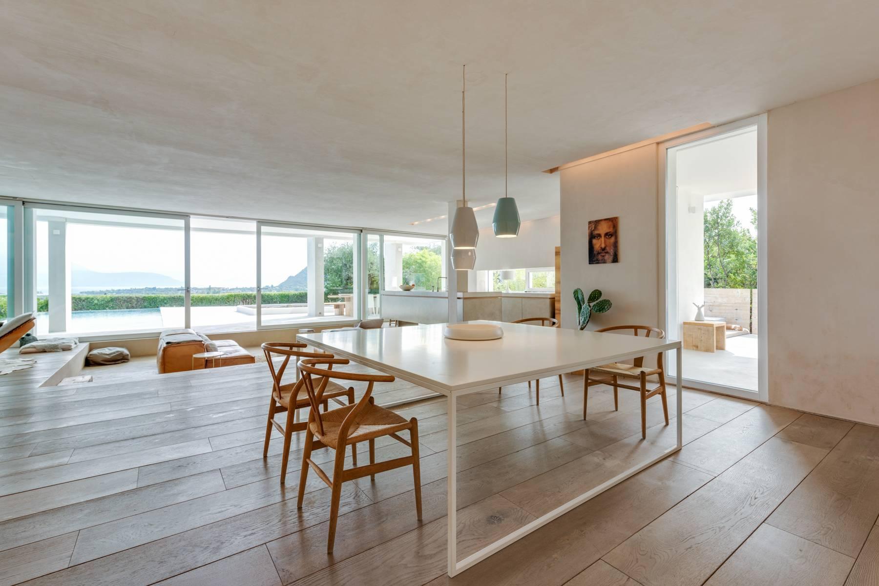 Architektonisches Meisterwerk mit herrlichem Seeblick - 9