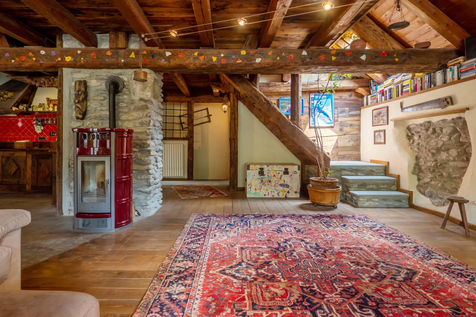 Affascinante Grangia nell'antico borgo di Bousson - 6