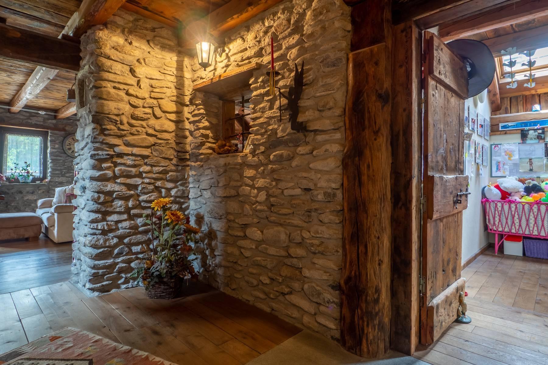 Affascinante Grangia nell'antico borgo di Bousson - 16