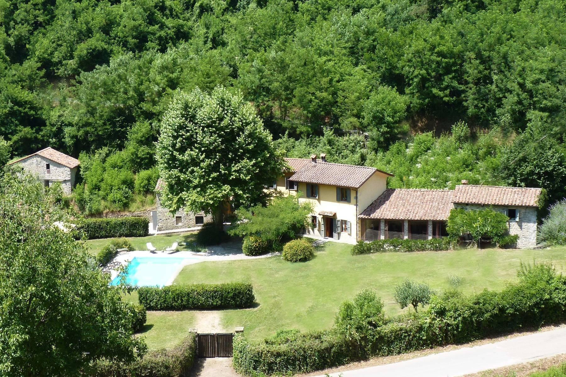 Maison de campagne enchantée sur les collines autour de Lucca - 2