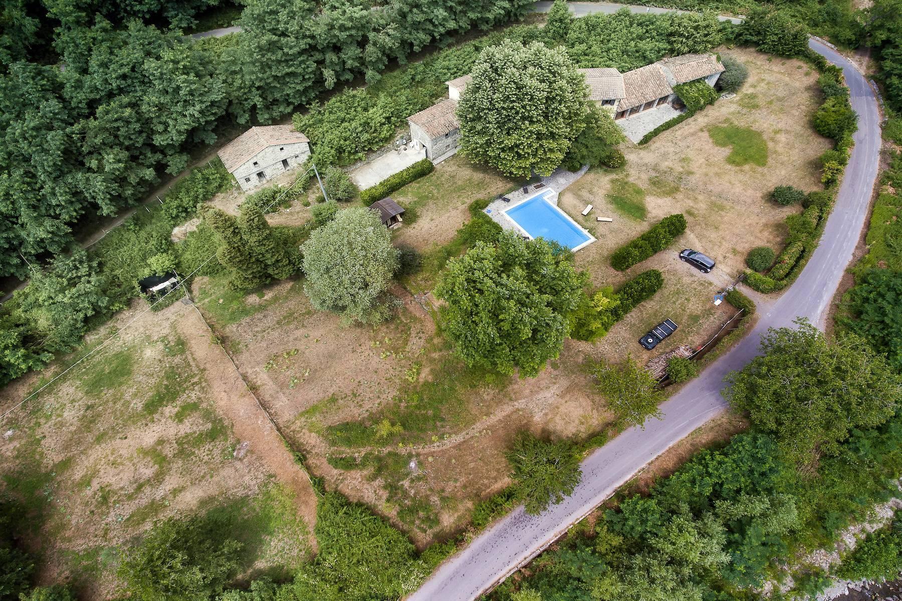 Maison de campagne enchantée sur les collines autour de Lucca - 13
