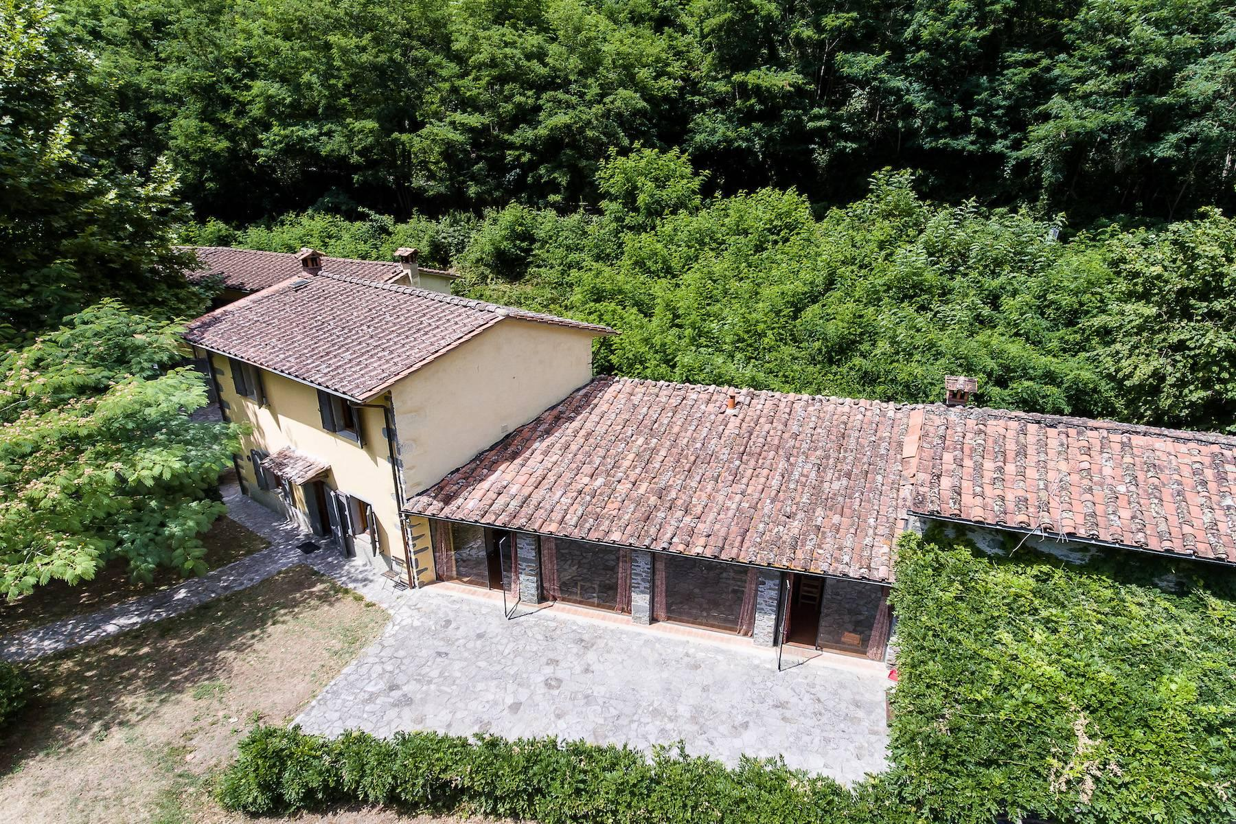Maison de campagne enchantée sur les collines autour de Lucca - 14