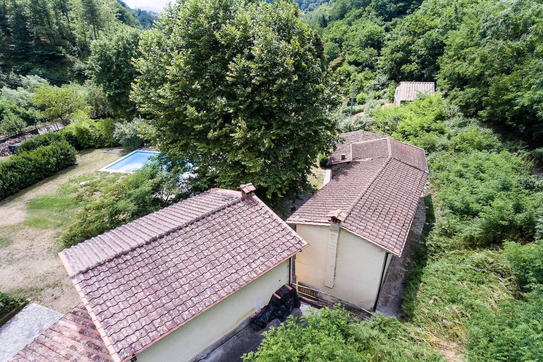 Maison de campagne enchantée sur les collines autour de Lucca - 15