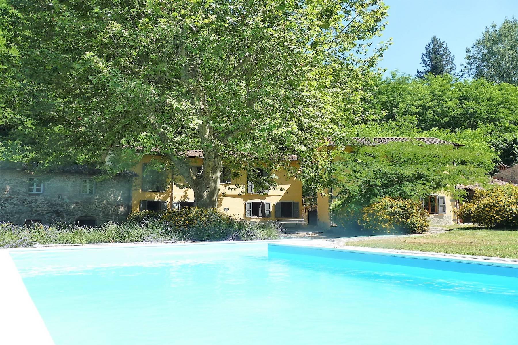 Maison de campagne enchantée sur les collines autour de Lucca - 3