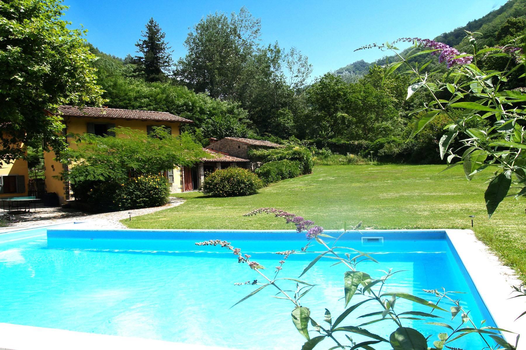 Maison de campagne enchantée sur les collines autour de Lucca - 1