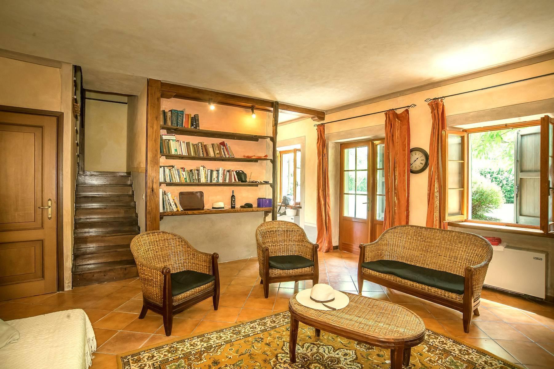 Maison de campagne enchantée sur les collines autour de Lucca - 8