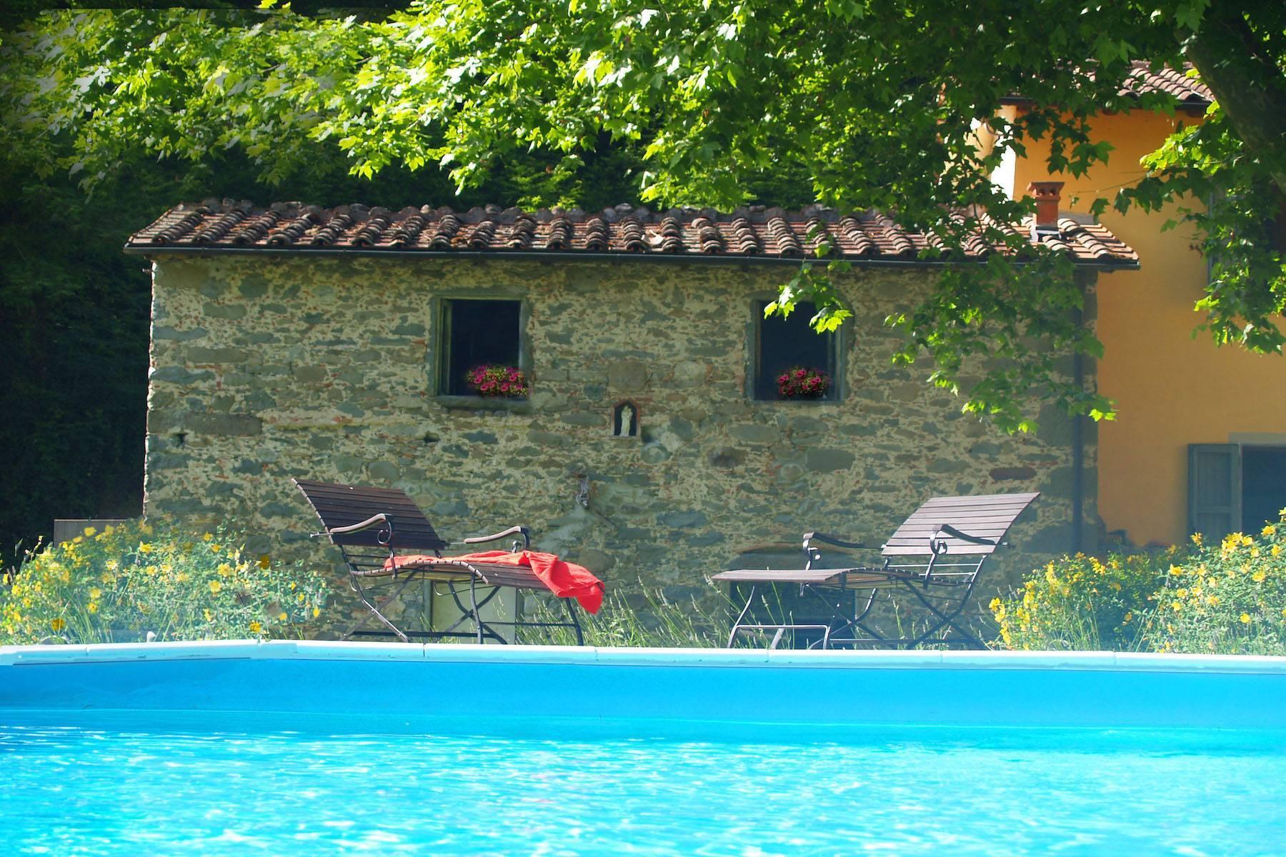 Maison de campagne enchantée sur les collines autour de Lucca - 26