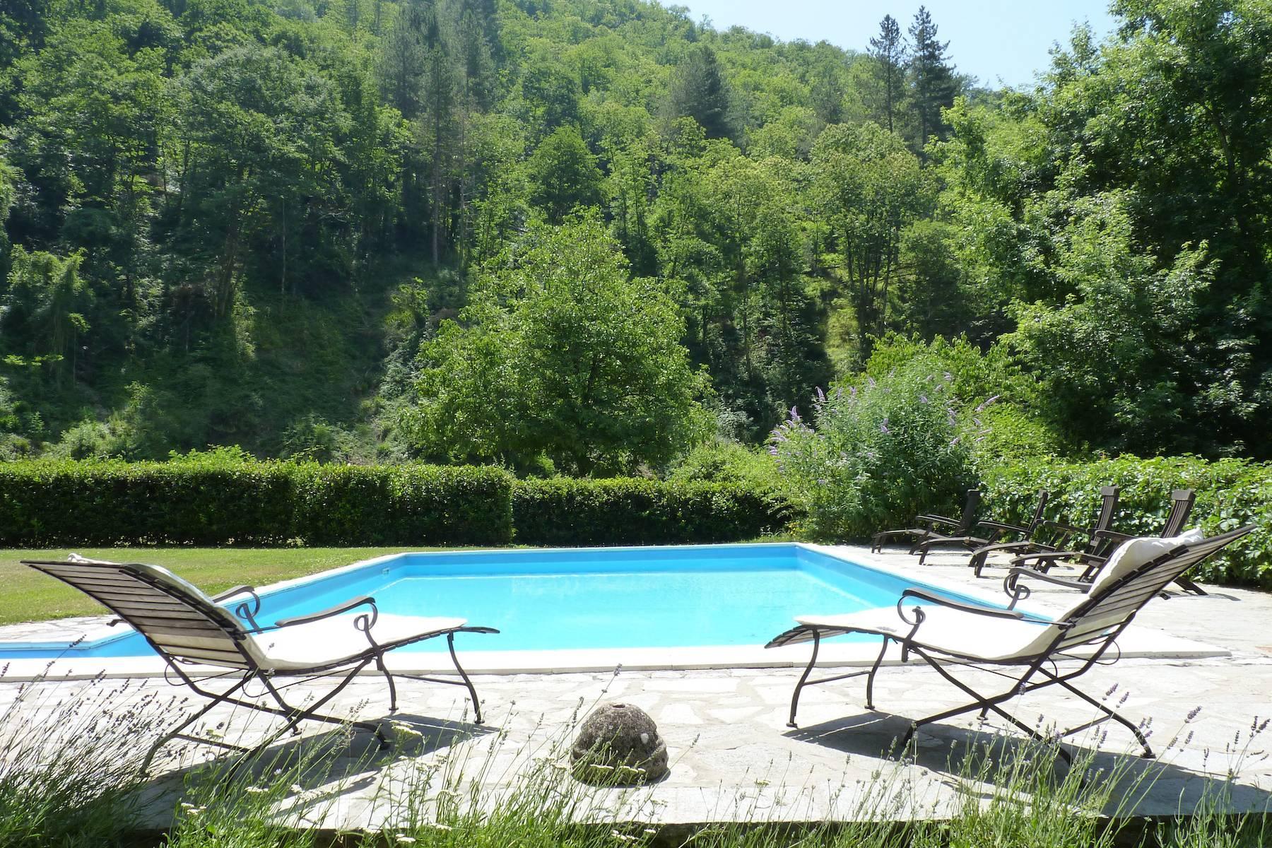 Maison de campagne enchantée sur les collines autour de Lucca - 29