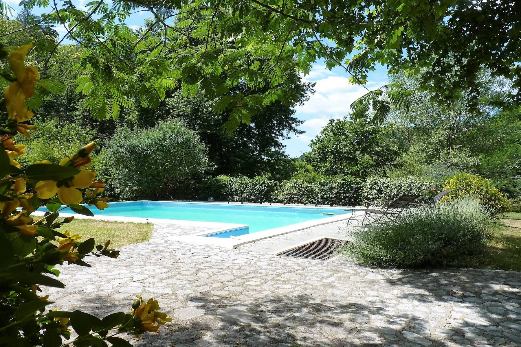 Maison de campagne enchantée sur les collines autour de Lucca - 4
