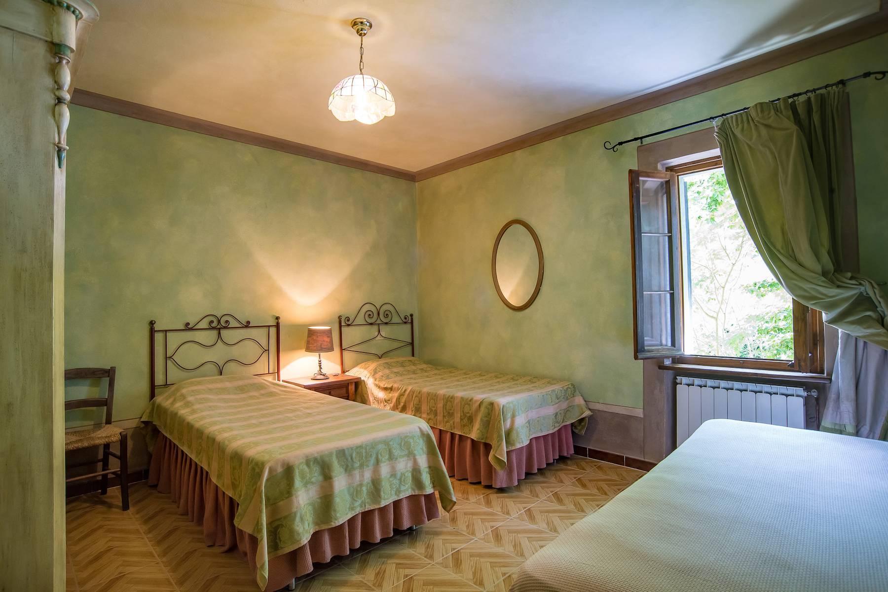 Maison de campagne enchantée sur les collines autour de Lucca - 9