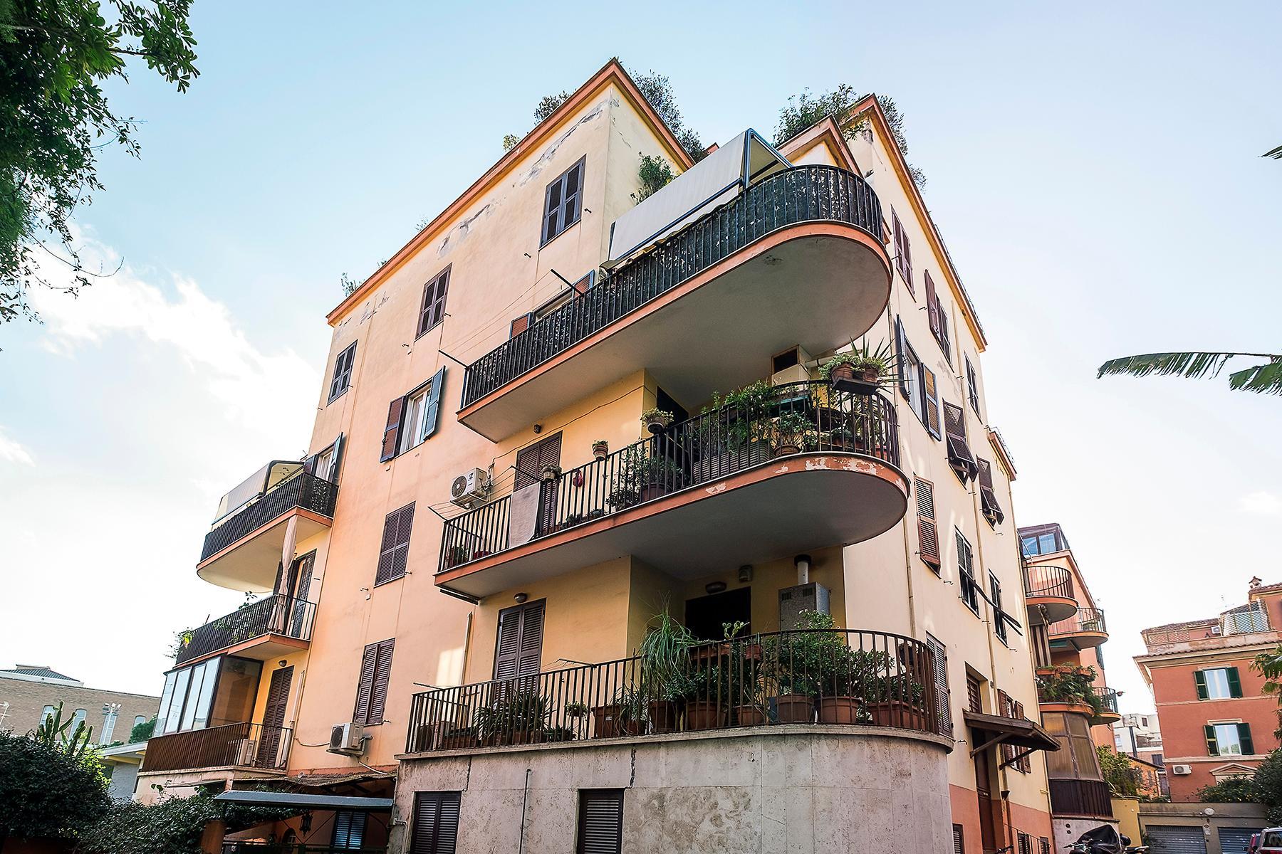 Bright apartment near the Vatican Walls - 20
