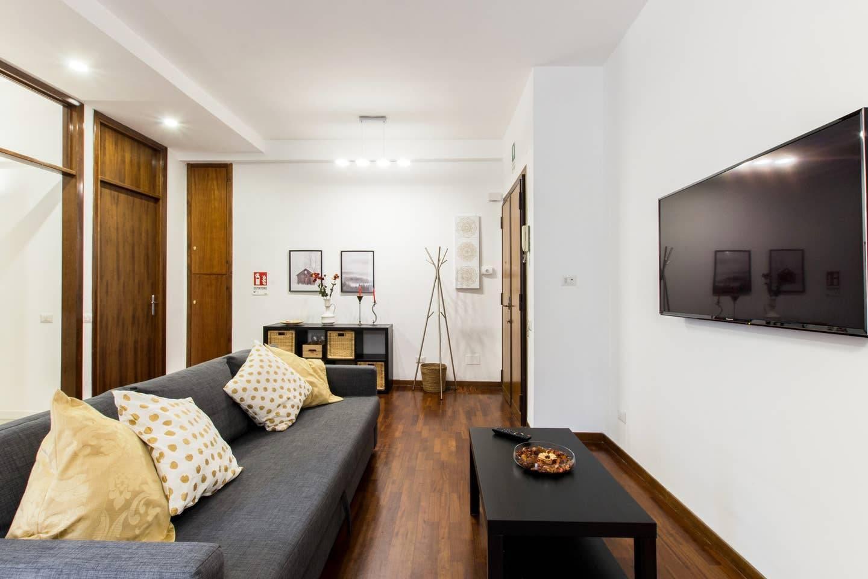 Bright apartment near the Vatican Walls - 10